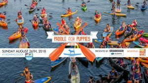 Paddle for Puppies 2018 @ Rowing Dock | Austin | Texas | United States