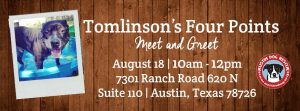 Tomlinson's Four Points Meet & Greet with ADR @ Tomlinson's Feed (Four Points) | Austin | Texas | United States