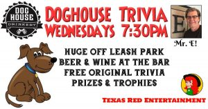 Dog Park Trivia @ Doghouse Drinkery & Dog Park  | Leander | Texas | United States