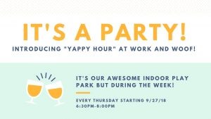 Yappy Hour at Work & Woof @ Work & Woof | Austin | Texas | United States