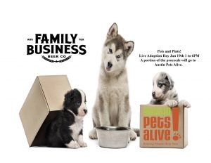 Pets and Pints! @ Family Business Beer Company  | Dripping Springs | Texas | United States