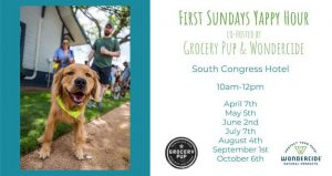 First Sundays Yappy Hour at South Congress Hotel @ South Congress Hotel | Austin | Texas | United States